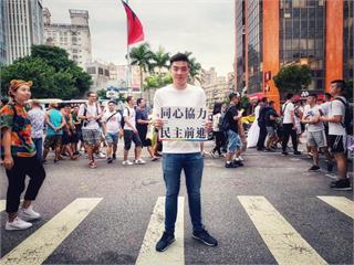 韓國瑜宣布「國政配」 民進黨:跳票組合