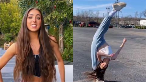 女舞者學「大法師」姿勢有夠狂!挑戰「開腿270度」震驚3000萬人