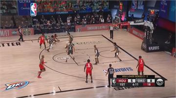 NBA/暴龍狂砍17個3分球再勝塞爾提克 金塊擊敗快艇扳平戰局