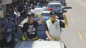 快新聞/尹立沒拿到罷韓投票通知? 高市議員諷「國瑜機器」動得很厲害