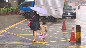 不斷更新/豪雨恐致災!高雄三區明停班停課
