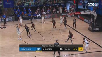 NBA/生涯首場季後賽猛攻42分 獨行俠唐奇齊創紀錄仍吞敗