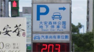 公有停車場月票價格暴漲30%!北市民眾怨:漲太多