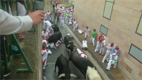 奔牛節連兩年因疫情停辦 觀光產業受重創
