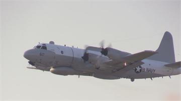 美機從台灣起飛? 假的!國防部轟中國散播假消息