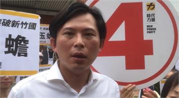 快新聞/逮捕黎智英父子 黃國昌痛批「香港法治已死」