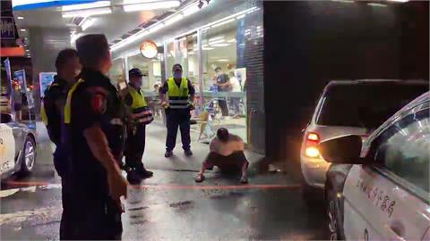 宜蘭警攔查遭嫌犯攻擊 開槍反擊逮捕2嫌