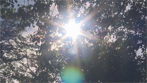 小暑氣溫上看36度!5縣市亮高溫燈號「霸王熱浪」恐再燒10天