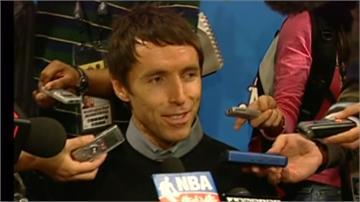 奈許重返NBA掌籃網兵符 灰熊莫蘭特奪新人王
