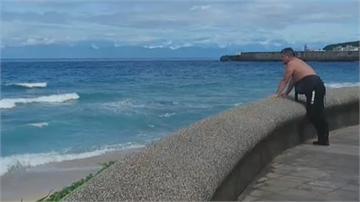 颱風就在家門!「巴威」生成發海警宜花警戒