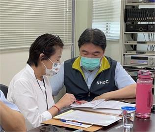 快新聞/《三立電視》2員工確診 黃珊珊:接觸者PCR全陰性