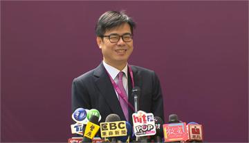 快新聞/陳其邁當選高雄市長 中選會主委李進勇今送當選證書
