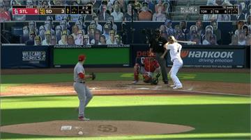 MLB/憤怒鳥拚晉級!紅雀教士之戰鎖定民視無線台