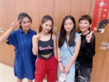 《黃金歲月》王彩樺帶2寶貝女兒進棚 受邀拍戲因「這原因」拒絕