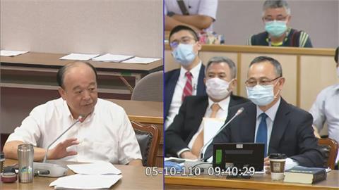 吳斯懷與葉毓蘭支持警政署掃黑 羅致政要求陳家欽應自請處分