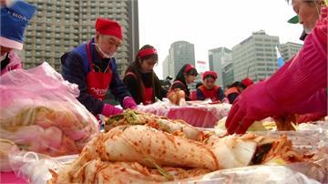 全球/中國主導泡菜產業?南韓痛批「文化小偷」