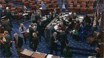 美參眾兩院通過決議 紓困方案預計3月通過