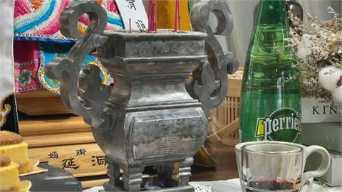 奇緣!媽祖生日前 恆春天后宮網拍找回65年歷史老香爐