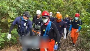 快新聞/聚餐後獨登柴山失聯8天 中鋼運通63歲主管遺體上午尋獲