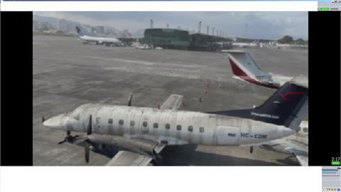 瓜地馬拉火山噴發火山灰 國際機場暫時關閉