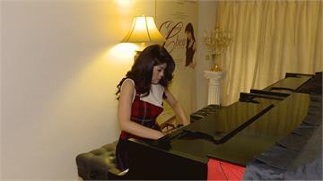 樂迷送超大薑餅屋還有白色鋼琴!少女心爆發 鋼琴天后陳毓襄:好窩心