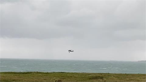 2架F-5E台東外海擦撞墜機!1飛官無意識送醫 1飛官待搜尋