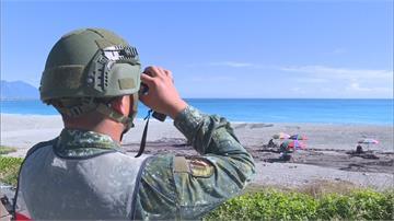 F16失事指向空間迷向 發現疑似信標信號