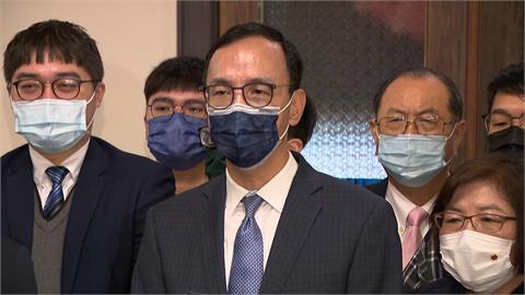 快新聞/民進黨批朱立倫四個「沒有」 遇到中國就會把中華民國變不見