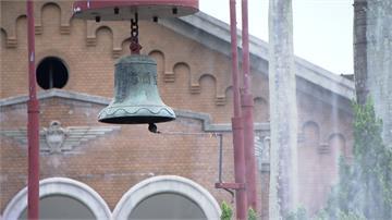 台大學生促校園轉型正義 「傅鐘」被點名須拆除