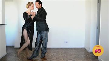 因疫情改成虛擬競賽 舞者雲端跳探戈驚奇不斷!