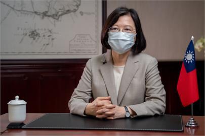 快新聞/中秋連假將至 蔡英文提醒「病毒沒有假期」:千萬不要鬆懈