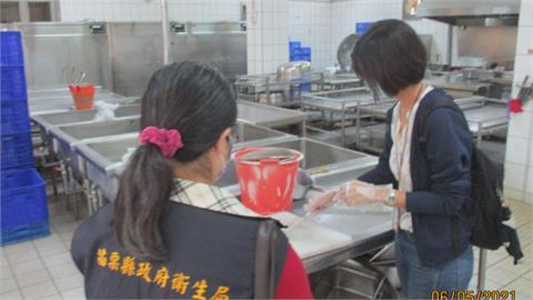143師生集體嘔吐腹瀉 衛生局採樣釐清原因