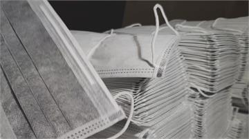 查扣83萬片偽MIT口罩 陳時中:毀國家隊名譽