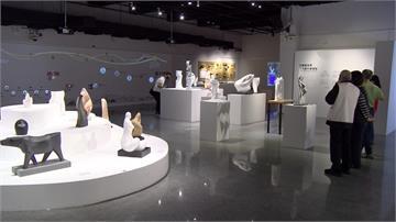 花蓮石雕藝術季登場  16位藝術家戶外創作