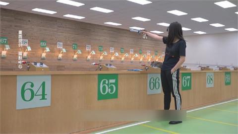 今慢射 明快射 證件妹、田家榛25公尺火藥手槍拚晉級