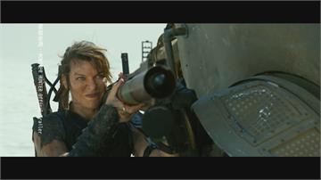 蜜拉喬娃維琪主演  電玩「魔物獵人」改編電影年底上映