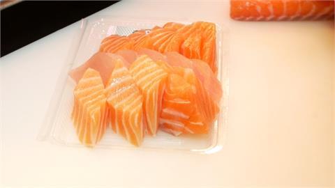 """鮭魚生魚片營養超高 但吃多小心同""""鮭""""於盡"""