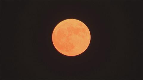2021年最後「超級月亮」 今晚「草莓月」升起!
