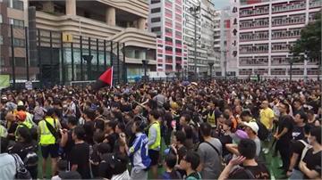 反送中第12個週末!示威者今採「流水式集會」