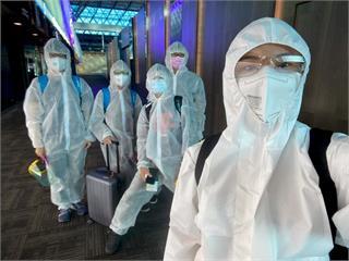 羽球/戴資穎出征泰國公開賽 全副武裝搭機防病毒
