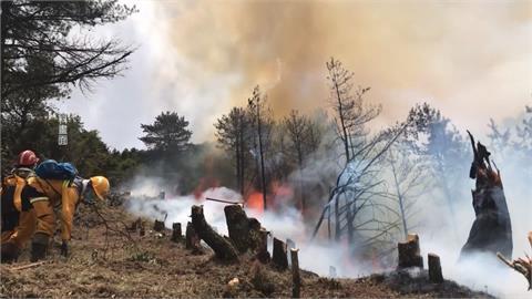 NCC專委引發玉山火燒山 林務局求償2.2億創紀錄