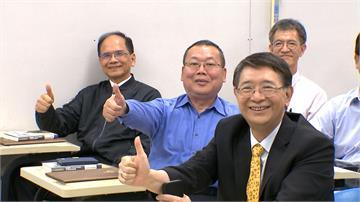 立法院職員台灣史學分班結業式 游錫堃全勤更獲書卷獎