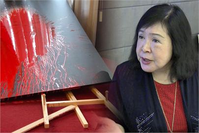 快新聞/反台獨對李登輝遺像潑紅漆 鄭惠中被判拘役25日