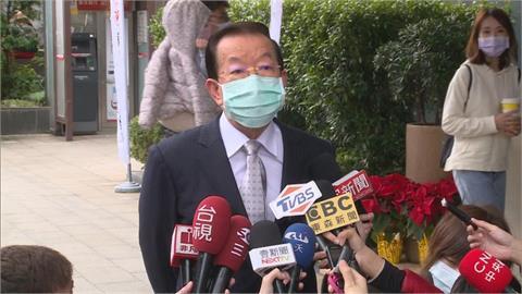 快新聞/防疫為由未回台備詢 國民黨怒嗆:謝長廷下台、蔡英文道歉