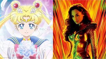 神力女超人贏不過美少女戰士?看完這5部就知道了