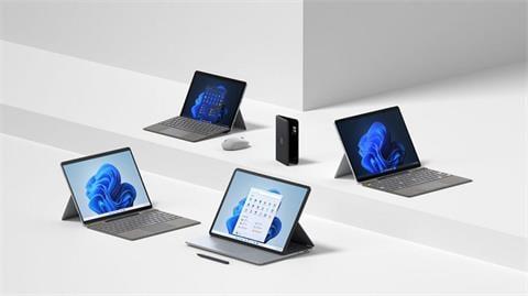 重磅發表!微軟專為Windows 11打造的全新Surface及配件