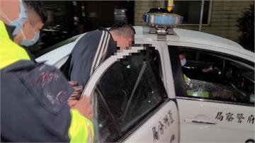 男遭噴辣椒水強押上車 警2小時內逮6嫌