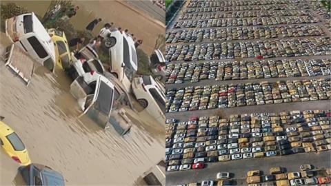 鄭州洪災「墳場照」曝光!4000輛泡水車罹難者恐「至少7600人」?