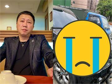 趙正平停免錢車位 百萬名車慘變「泥漿車」:別在這裡停車