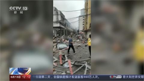 中國湖北驚傳氣爆 多人死亡 上百人受傷